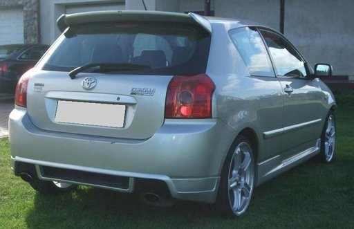 Eleron spoiler haion luneta Toyota Corolla E12 Sport