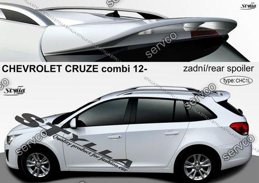 Eleron spoiler haion luneta tuning sport Chevrolet Cruze Combi Break Caravan 2008-2016 v4