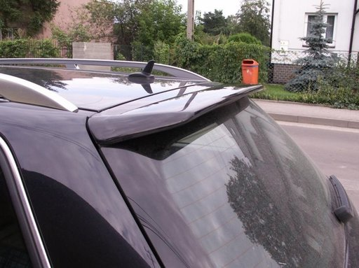 Eleron spoiler hayon Audi A4 B6 B7 2001 - 2004 - 2007 avant