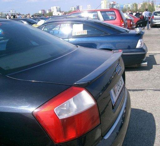 Eleron spoiler hayon Audi A4 B6 S4 S 4 sedan 2001- 2004 Sline