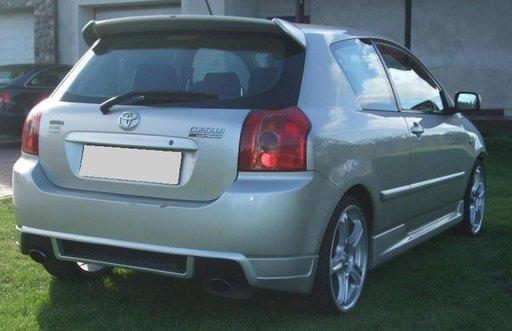 Eleron spoiler hayon luneta Toyota Corolla E12 Sport