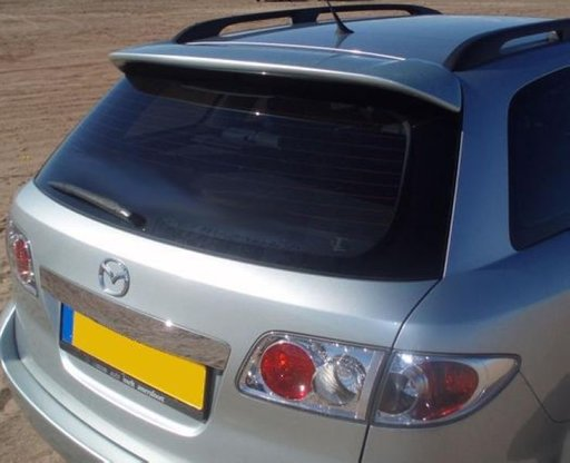Eleron spoiler hayon Mazda 6 combi