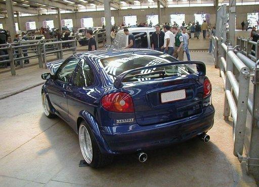 Eleron spoiler hayon Renault Megane 1 Coupe ver2 mare inalt
