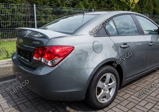 Eleron spoiler portbagaj tuning sport Chevrolet Cruze Sedan 2008-2016 ver5