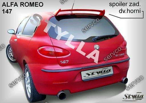 Eleron spoiler tuning sport Alfa Romeo 147 GTA 2000-2010 ver1