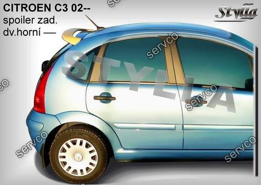 Eleron spoiler tuning sport Citroen C3 VTR VTS Gti Vti Rally 2003-2009 ver1