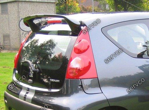 Eleron spoiler tuning sport haion Citroen C1 Peugeot 107 VTS Gti Vti ver3