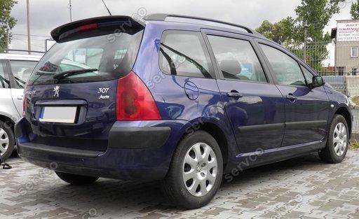 Eleron spoiler tuning sport Peugeot 307 SW Vti Gti 2005-2008 ver1
