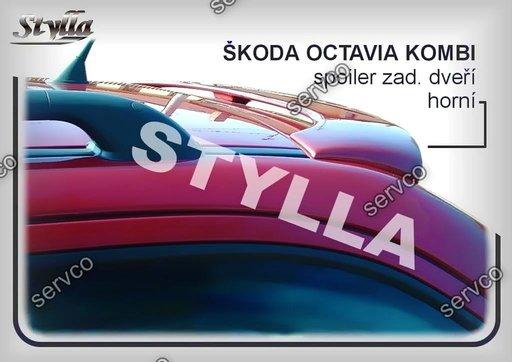 Eleron spoiler tuning sport Skoda Octavia 1 Mk1 Combi 1996-2006 ver3