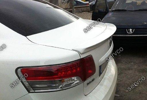 Eleron spoiler tuning sport Toyota Avensis Mk3 T270 2009-2018 ver2
