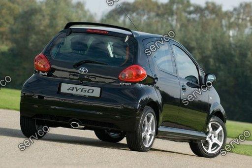 Eleron spoiler tuning sport Toyota Aygo AB10 2005 – 2014 ver1