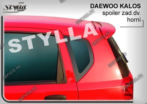 Eleron tuning sport haion Chevrolet Aveo HTB 2006-2011 v1