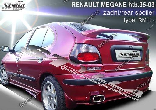 Eleron tuning sport haion portbagaj Renault Megane 1 MK1 HTB 1995-2003 v2