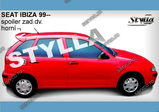 Eleron tuning sport haion Seat Ibiza Mk2 6K 1999-2002 v1
