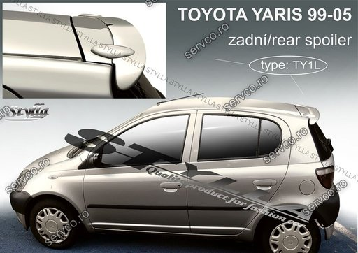 Eleron tuning sport haion Toyota Yaris Mk1 1999-2005 v3