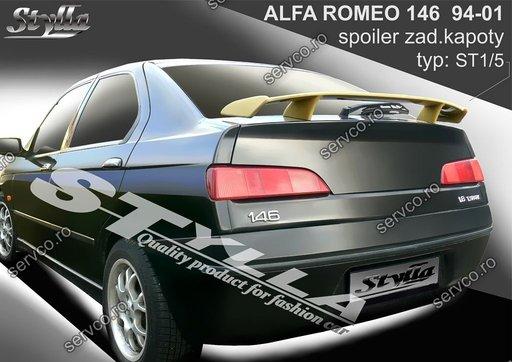 Eleron tuning sport portbagaj Alfa Romeo 146 1994-2001 v1