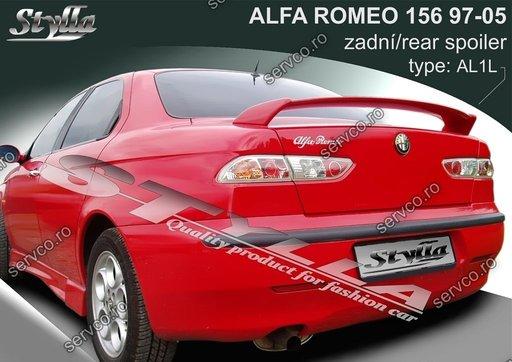 Eleron tuning sport portbagaj Alfa Romeo 156 1996-2007 v2