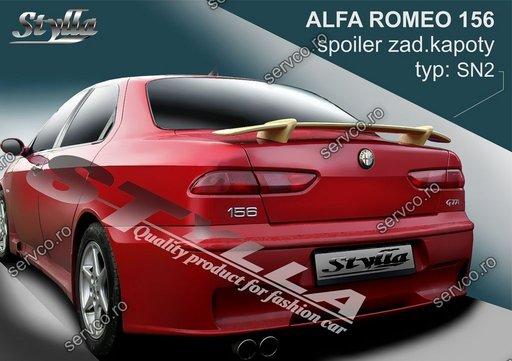 Eleron tuning sport portbagaj Alfa Romeo 156 1996-2007 v3