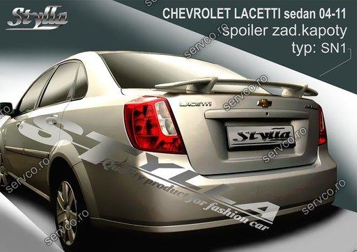Eleron tuning sport portbagaj Chevrolet Lacetti Sedan 2004-2011 v1