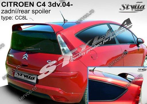 Eleron tuning sport portbagaj Citroen C4 v6 2004-2018 v6