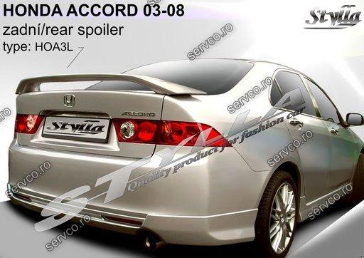 Eleron tuning sport portbagaj Honda Accord Sedan 2003-2008 v1