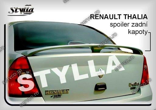 Eleron tuning sport portbagaj Renault Thalia 1998-2008 v2