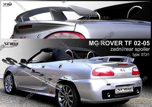 Eleron tuning sport portbagaj Rover MG TF 2002-2005 v1