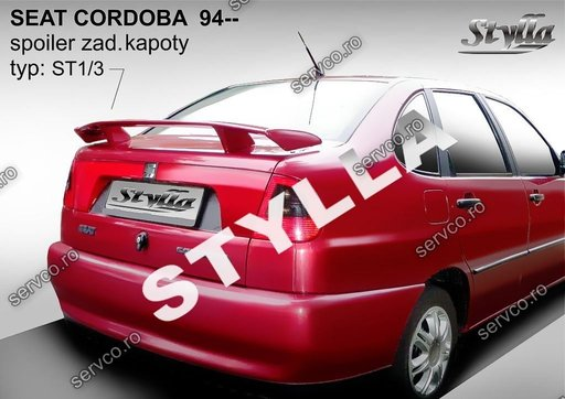Eleron tuning sport portbagaj Seat Cordoba 6K 1993-2002 v1