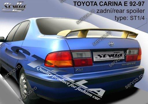 Eleron tuning sport portbagaj Toyota Carina E 1992-1997 v2