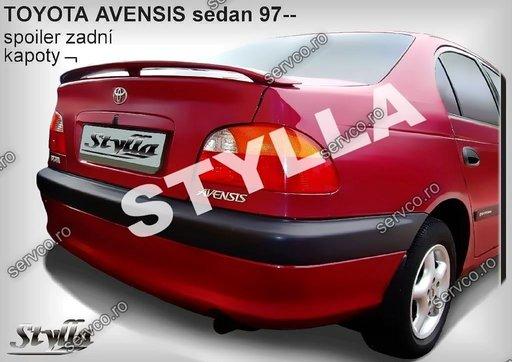 Eleron tuning sport portbagaj Toyoya Avensis Mk1 T220 Sedan 1997-2003 v6