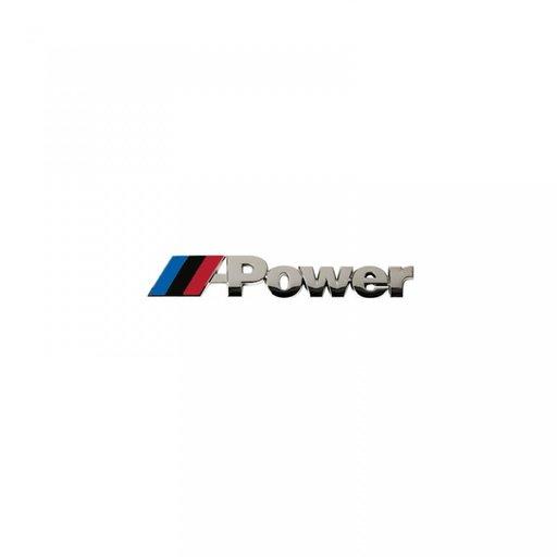 Emblema Crom M-Power 3D