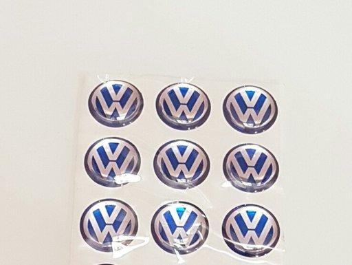 Emblema pentru cheie tip briceag Volkswagen Golf 5 Touran Passat Golf 4 Bora