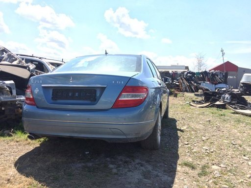 Etrier frana stanga fata Mercedes C-CLASS W204 2009 berlina 2.2 cdi