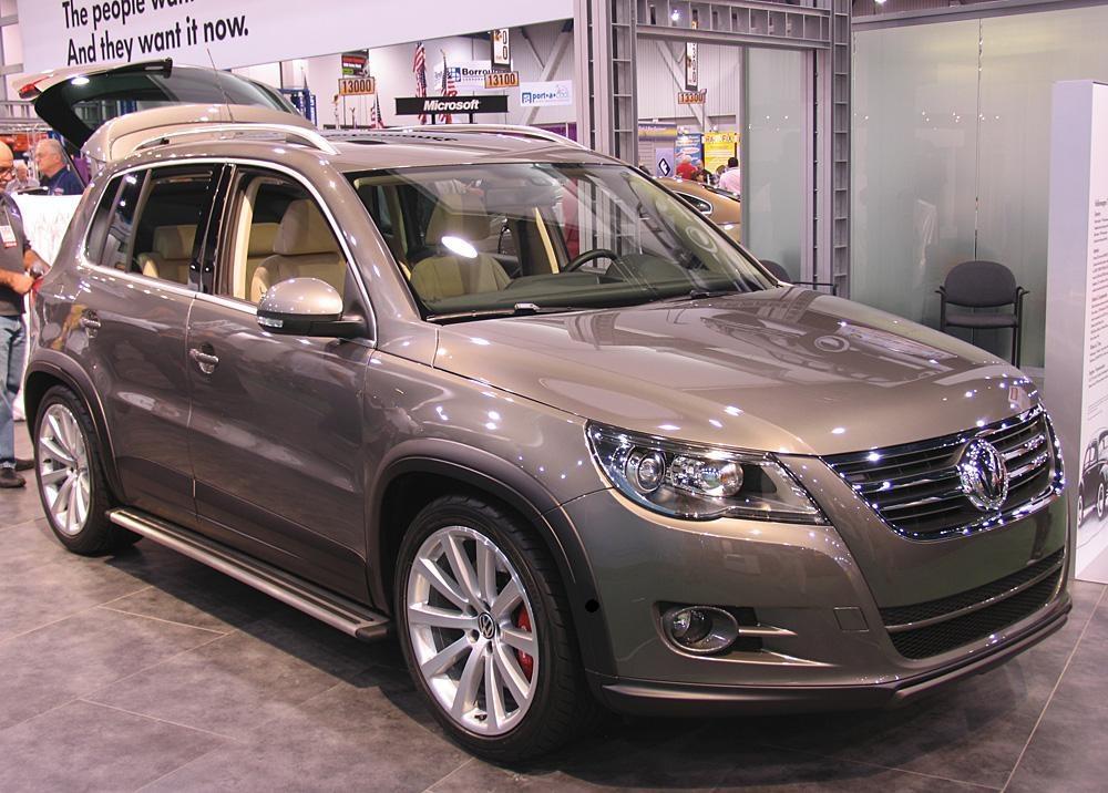 Evazari bosaje aripi VW Tiguan Track & Avenu Sport & Style