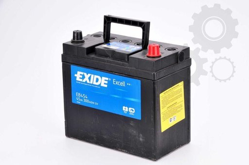 Exide baterie 45ah pt honda,hyundai,mazda,toyota