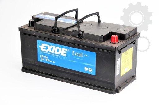 Exide baterie excell 12v 110ah 850a