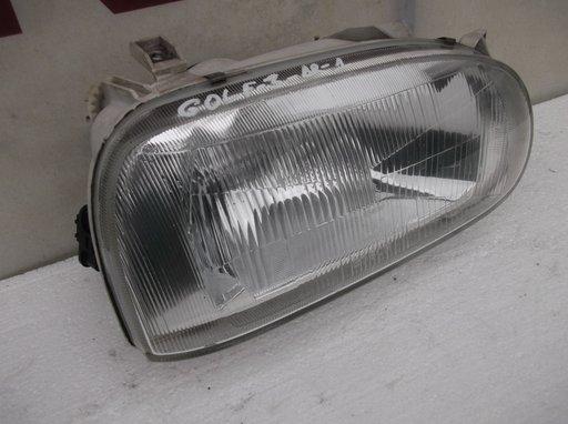 Far dreapta original faruri golf 3 cod 0301034114 bosch fabr 1991 - 1998