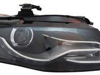 Far dreapta XENON(D3S) cu LED,Audi A4 B8 ,cu motoraş, -7/10