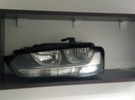 Far stanga Audi A4 2012-2014, B8, original fara defect