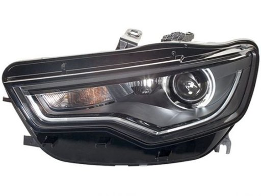 Far Stanga Audi A6 2011-2014 Stanga Bixenon LED AF