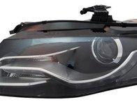 FAR STANGA BI-XENON D3S/LED AUDI A4 B8 2008 2009 2010 2011 2012 REFERINTA 8K0941029C