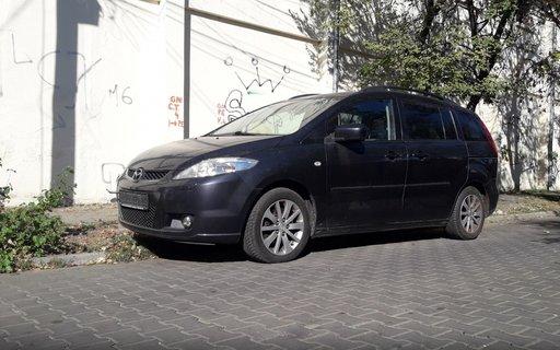 Far stanga Mazda 5 2006 Monovolum 2.0 D