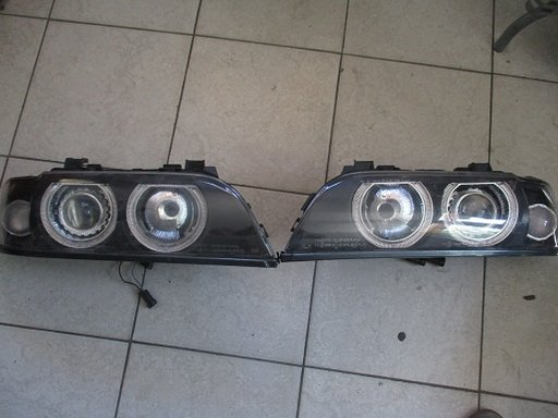 Faruri Angel Eyes BMW Seria 5 E 39