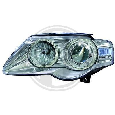 Faruri Angel Eyes Vw Passat 3c - Angel Eyes Vw Passat 3c (05-10 )