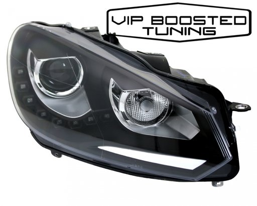 Faruri Bixenon Volkswagen Golf 6 VI GTI Design