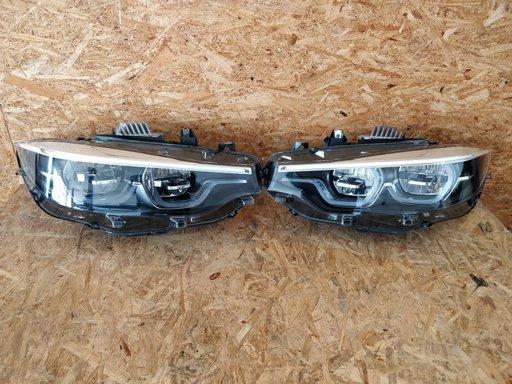 Faruri LCI BMW Seria 4 F32 / F33 / F36 Full Led