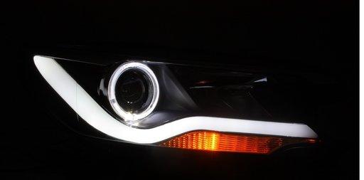 Faruri LED Honda CR-V 2012-2014 RM IV
