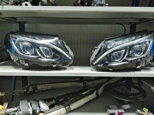 Faruri Mercedes C-Class W205 LED