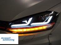 Faruri Osram Full LED Volkswagen Golf 7 VII (2012-2017) Red LEDriving