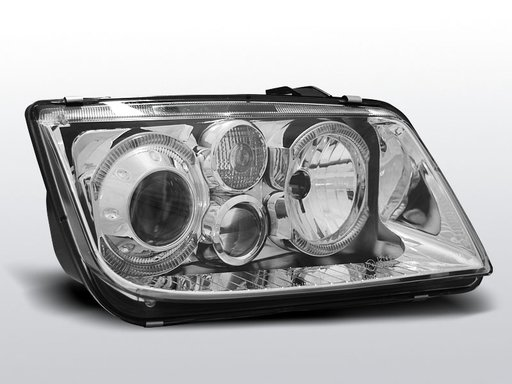 Faruri Volkswagen Bora angel eyes Cromat